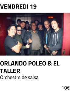 Visus site - Orlando Poleo El Taller prix