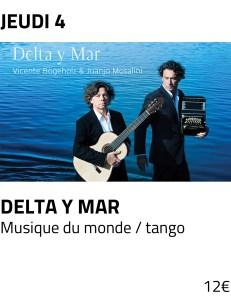 Visus site - delta y mar