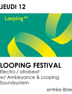 Visus site - looping festival jeudi