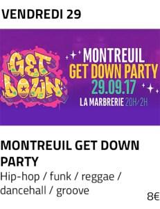 Visus site - montreuil get down septembre 2017 visuel
