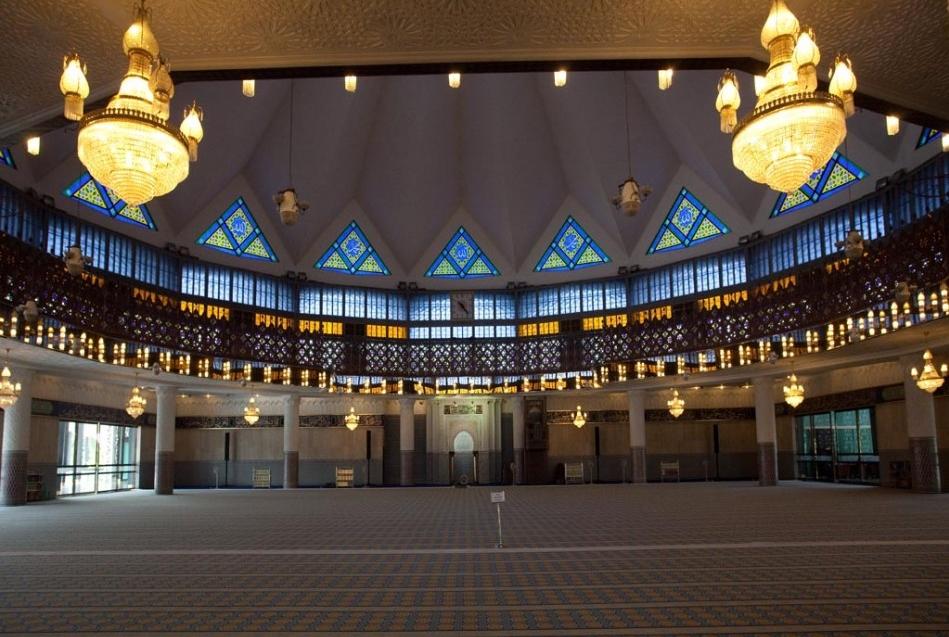 mosquee masjid negara