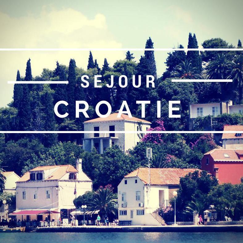 Une virée en Croatie -  Dubrovnik et ses environs