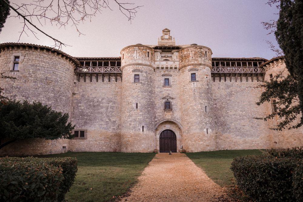 chateau domaine mariage