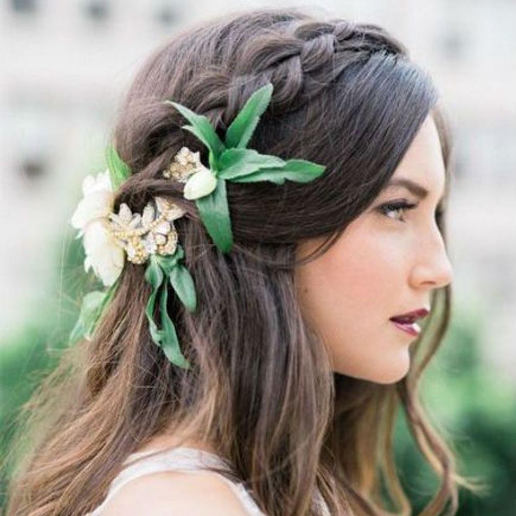 Quelle sera ta coiffure mariage pour 2019?