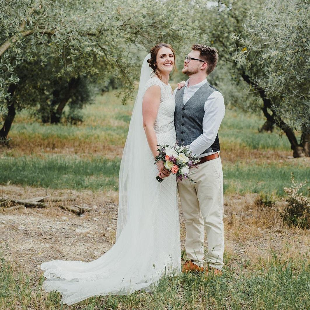 Mariage au Pic Saint Loup