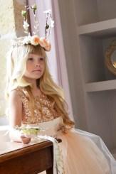 Kids Fashion Licornes Party Fon de Rey-054