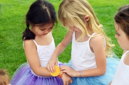 Kids Fashion Licornes Party Fon de Rey-151