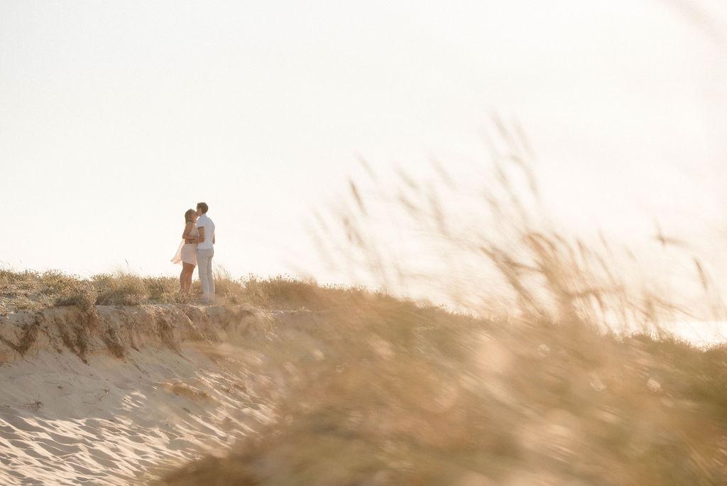 Séance d'engagement Cap Ferret