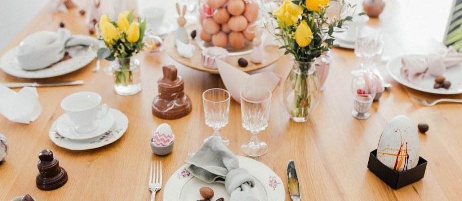 Shooting d'inspiration – La table de Pâques
