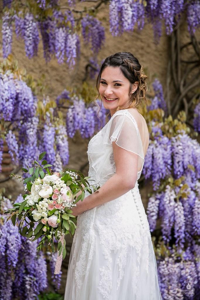 robe de mariée romantique chic