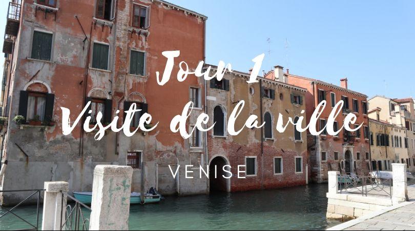 Voyage à Venise en amoureux