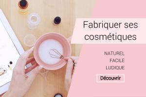 Créer sa cosmétique soi même