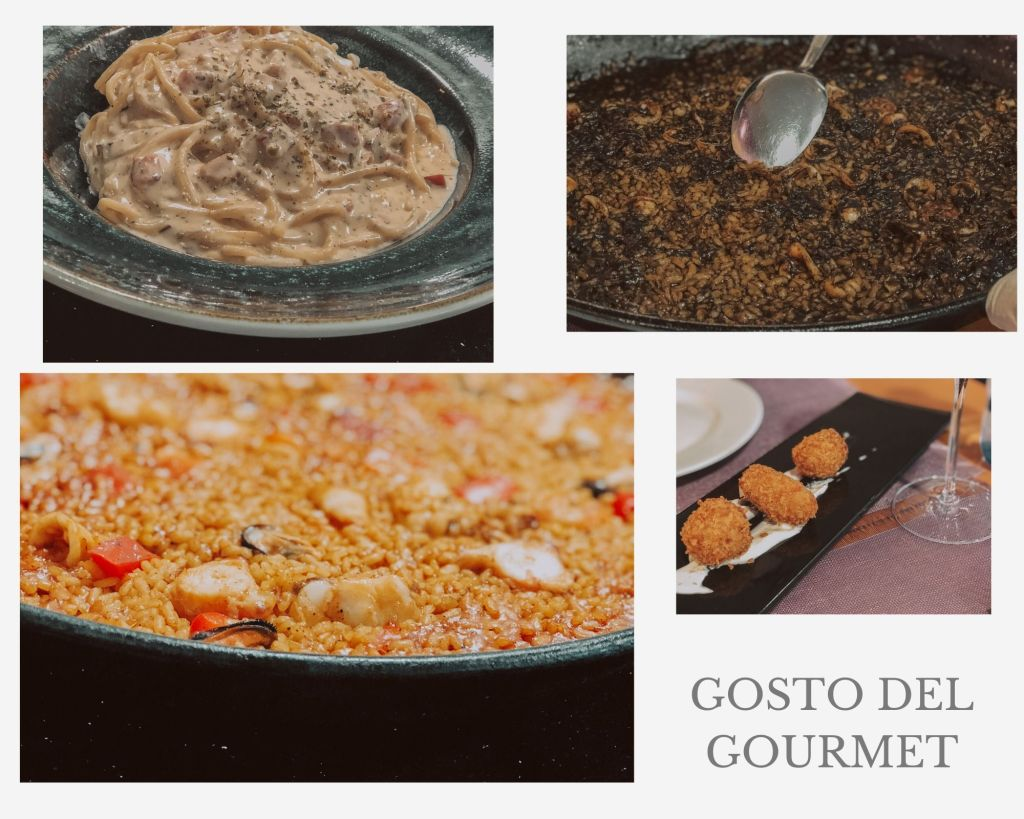 Gosto del gourmet
