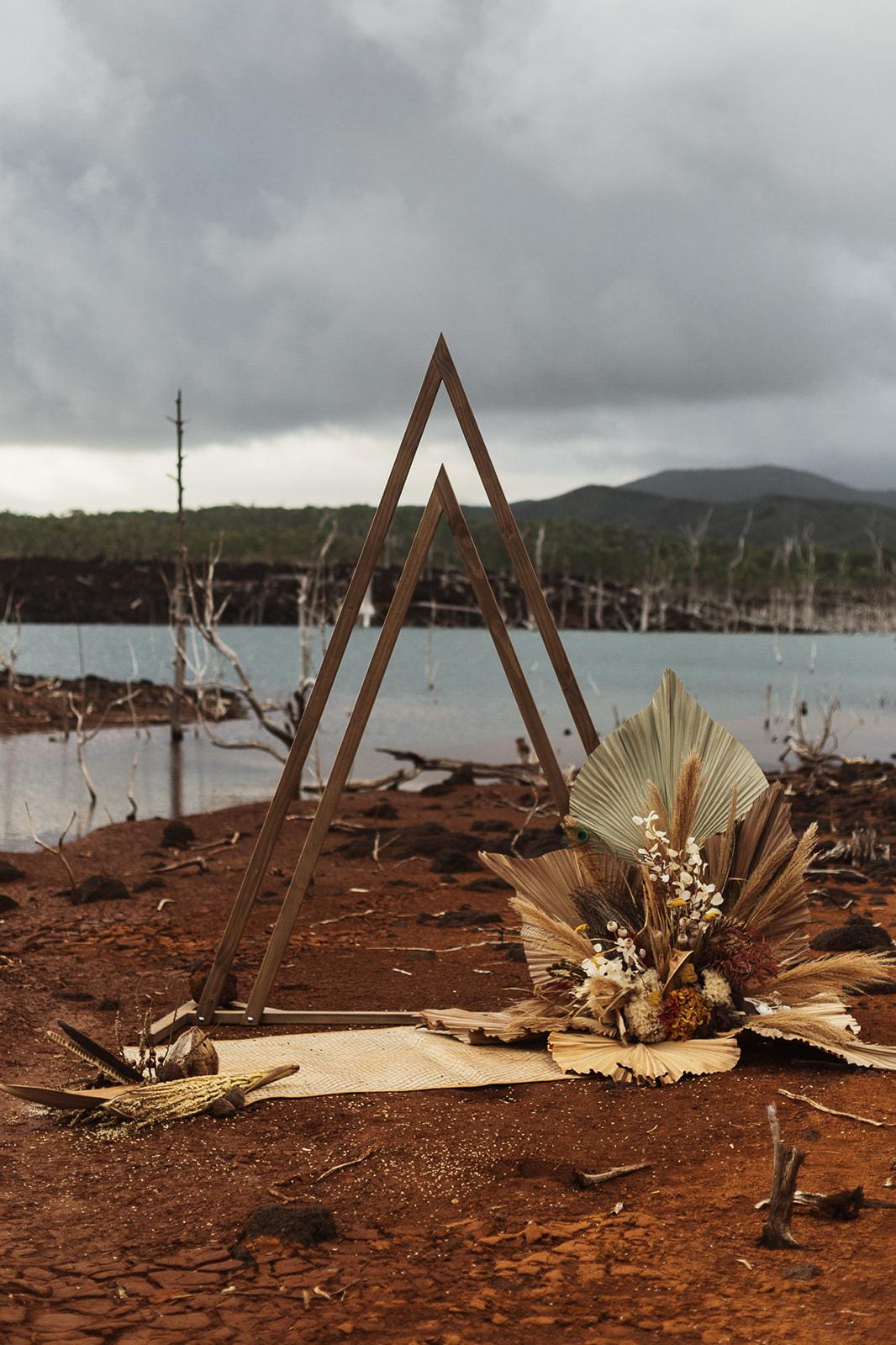 Elopement en Nouvelle Calédonie