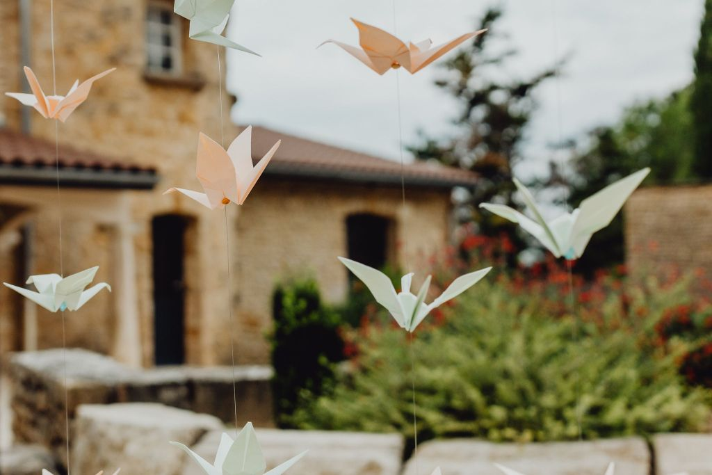 Mariage Origami