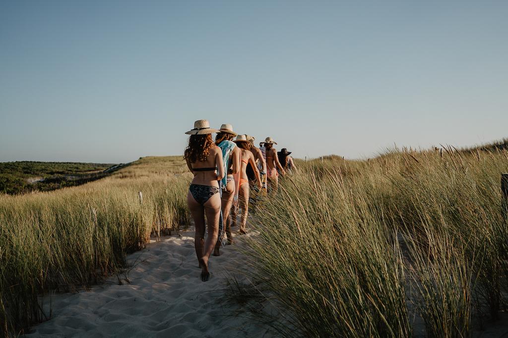 EVJF a la plage