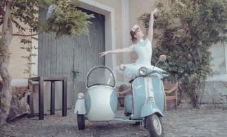 Mariée - danseuse étoile