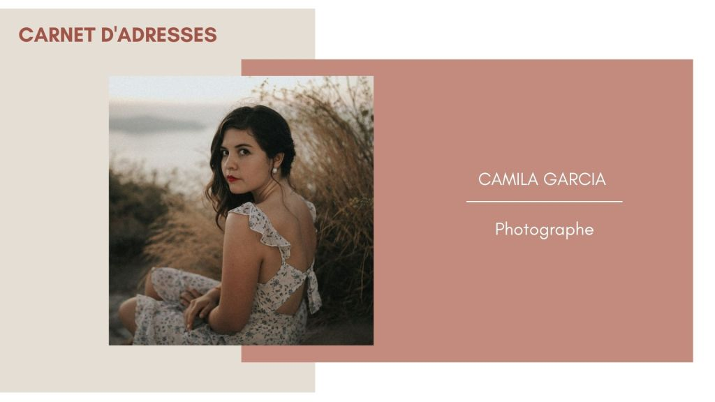 Camila Garcia photographe occitane
