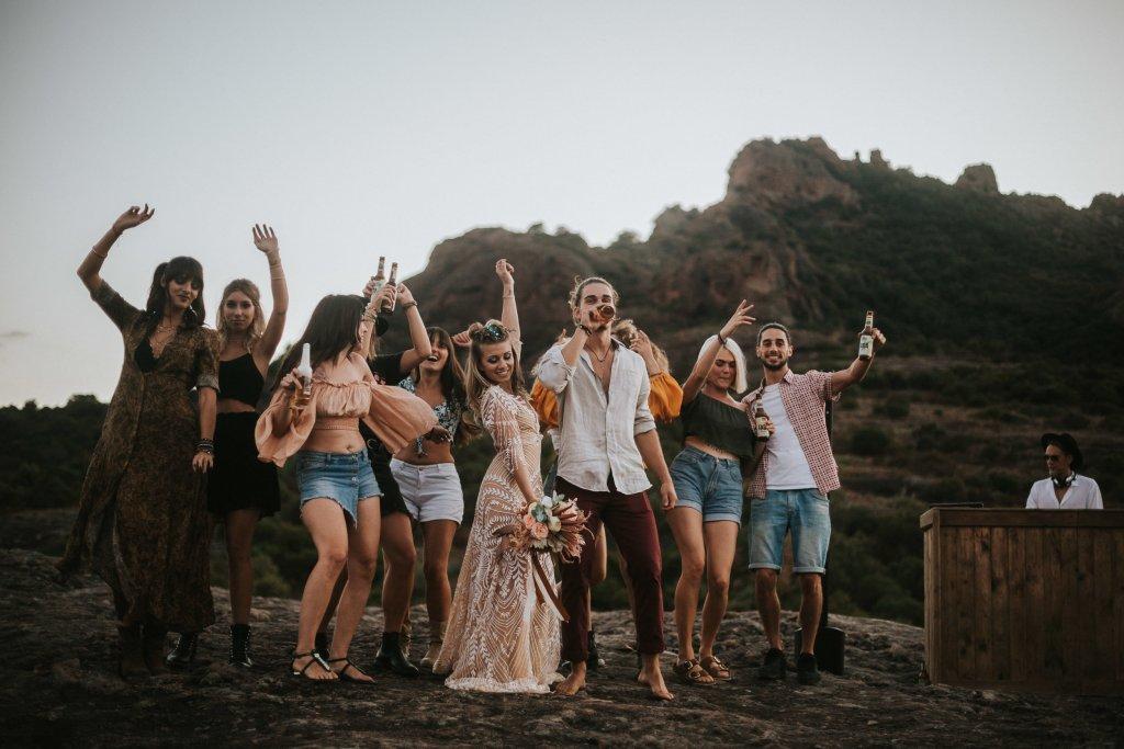 Mariage alternatif Coachella