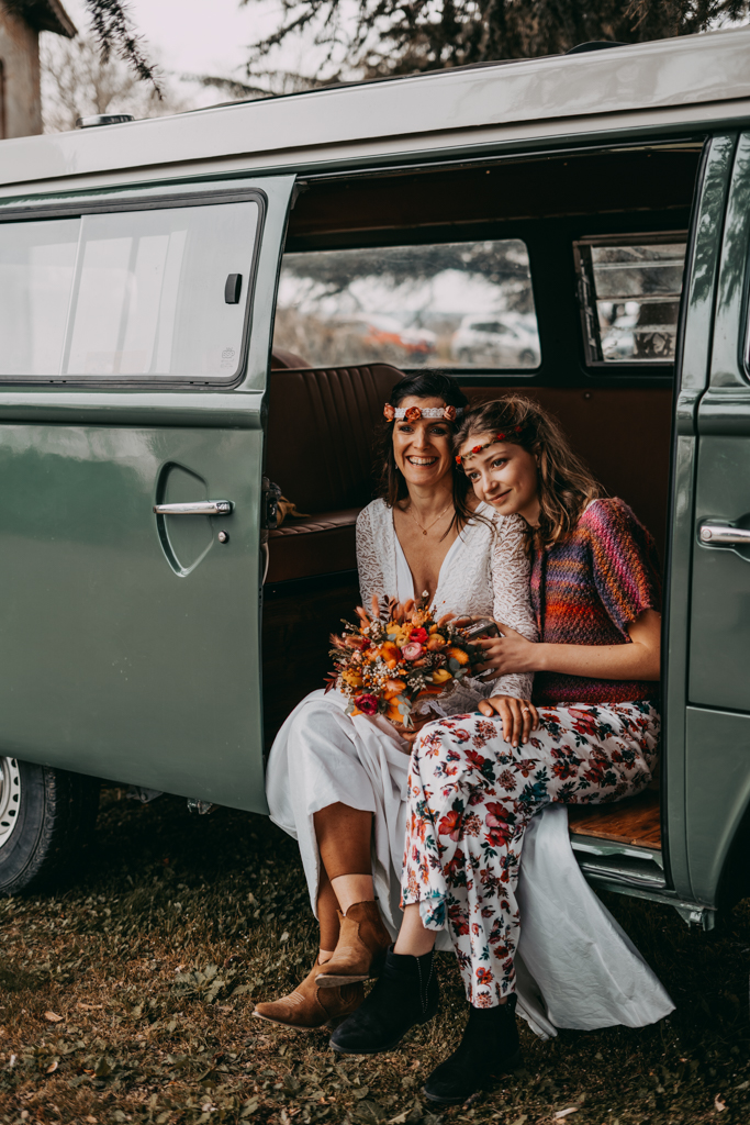 mariage Woodstock