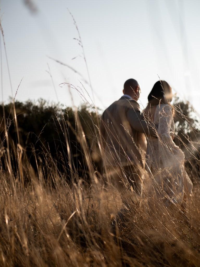 Mariage alternatif en automne