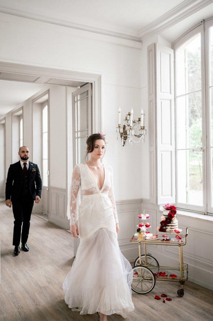 mariage fine art photo de couples