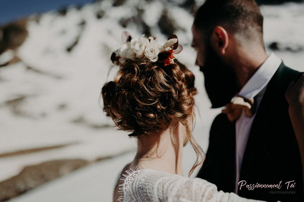 Accessoires de tête mariage
