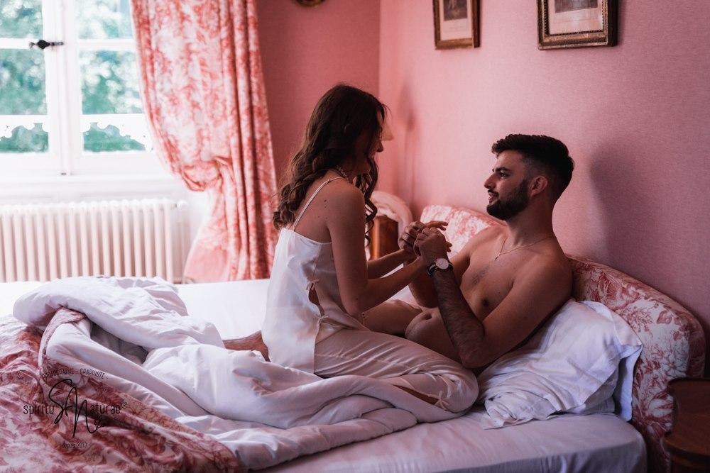 petit déjeuner en amoureux