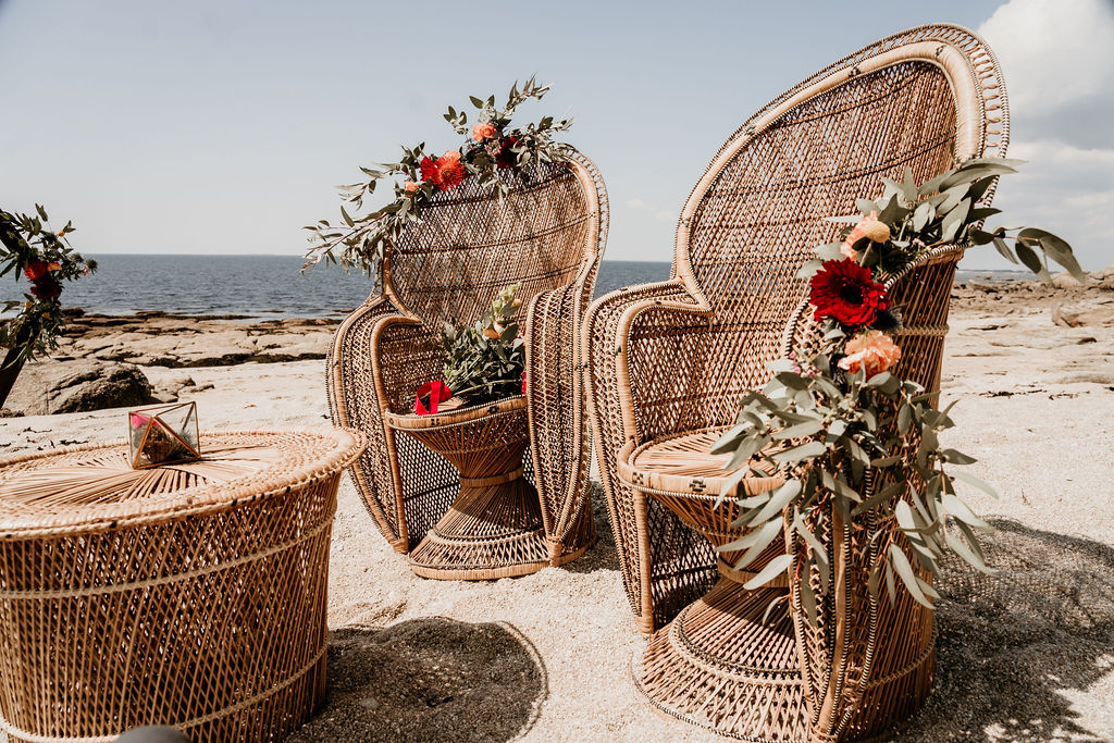 cérémonie mariage sur la plage