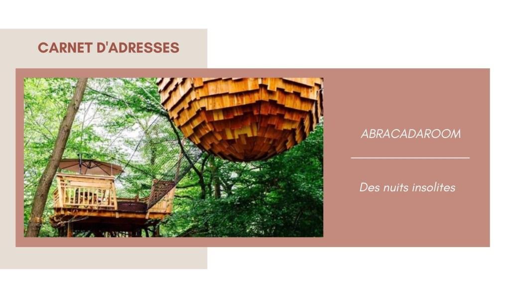 Abracadaroom logements insolites