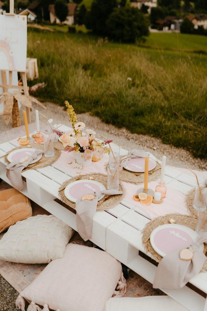 papeterie et décoration mariage