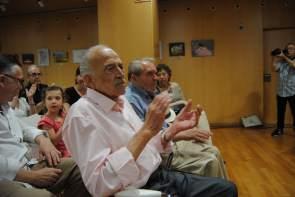 Homenatge a Ramon Anglés en el seu norantè aniversari