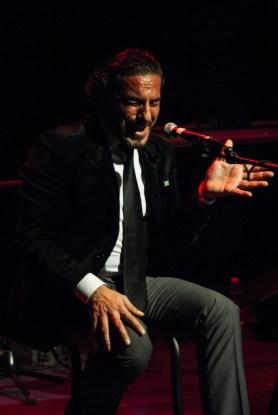 Pedro el Granaino, segona actuació de la nit. Judit Valdés