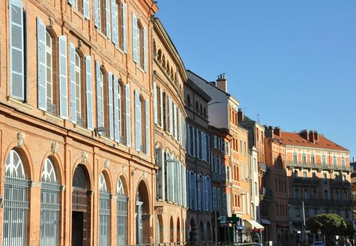 Toulouse - Place St Etienne