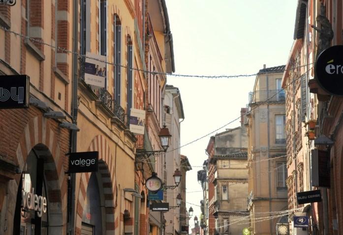 Toulouse - quartier des marchands