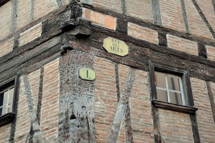Toulouse - rue des arts