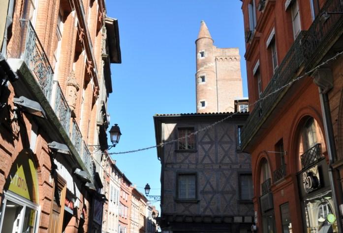 Toulouse - Rue Saint Rome
