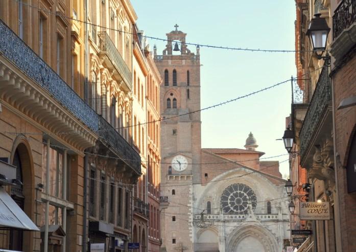 Toulouse - Rue Croix-Baragnon