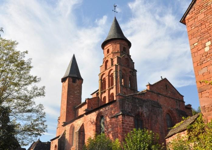 Collonges la Rouge - Eglise Saint Pierre