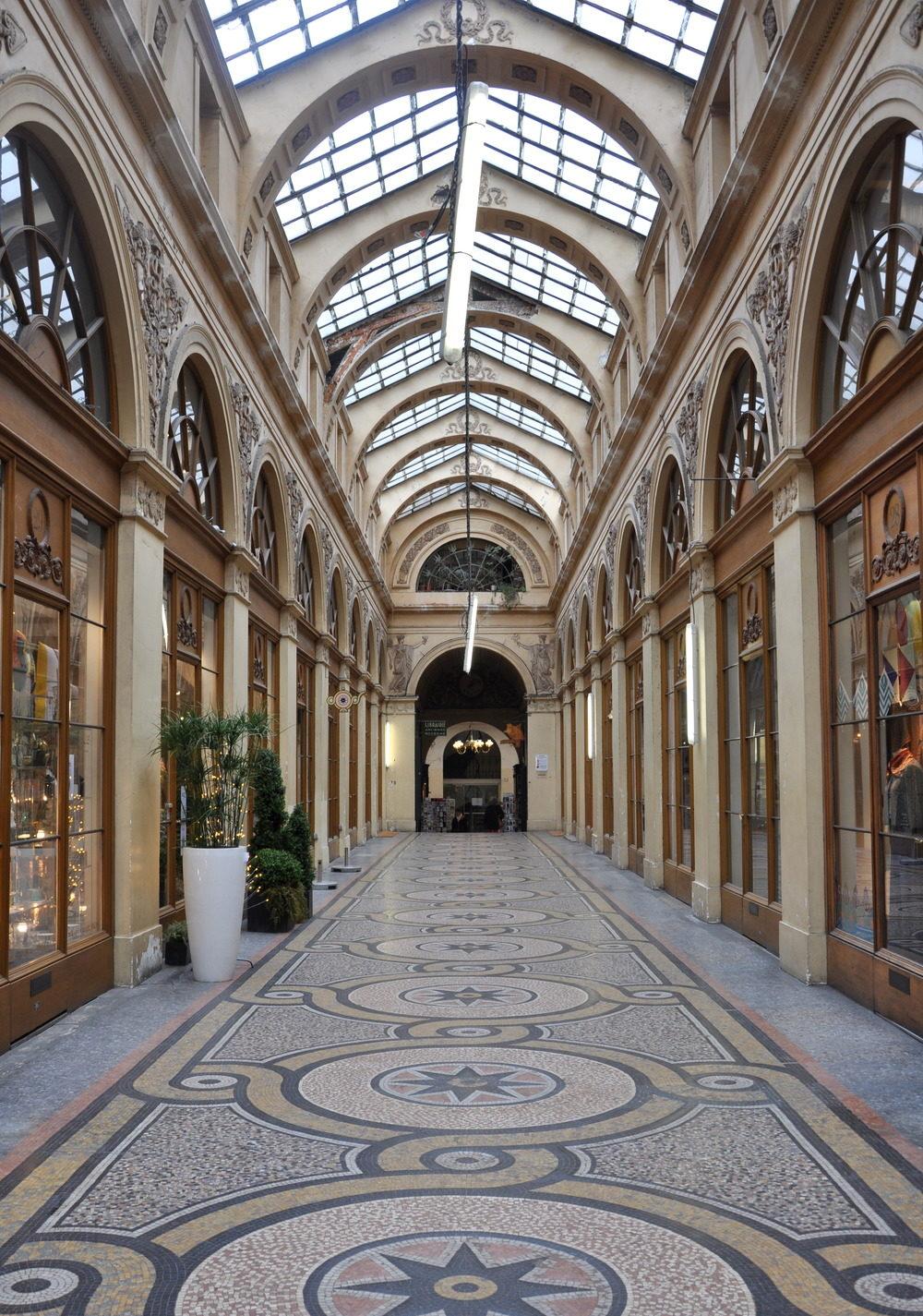 Paris - la galerie Vivienne