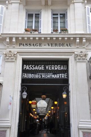 Paris - passage Verdeau