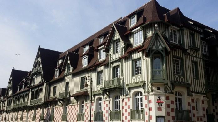L'hôtel Normandy de Deauville
