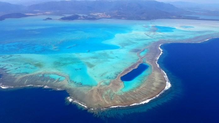 Nouvelle Calédonie - le Trou bleu