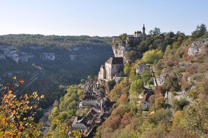 La cité de Rocamadour