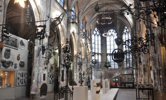 Rouen : musée Le Secq des Tournelles