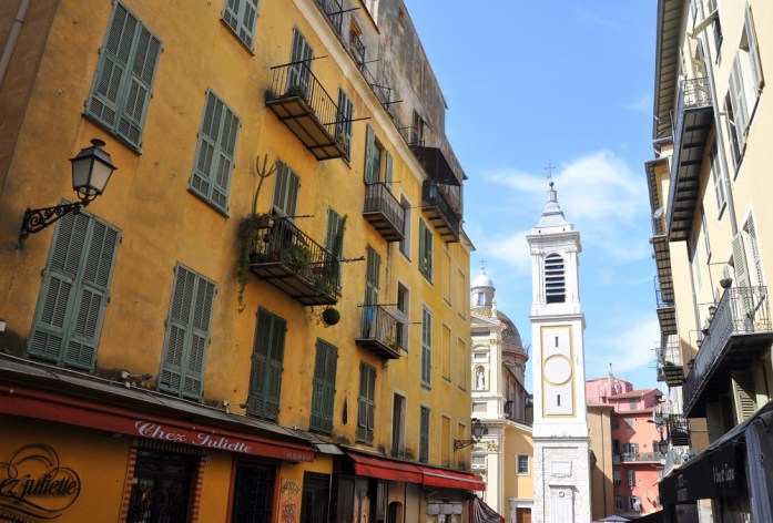 Visiter Nice en un week-end : place Rossetti