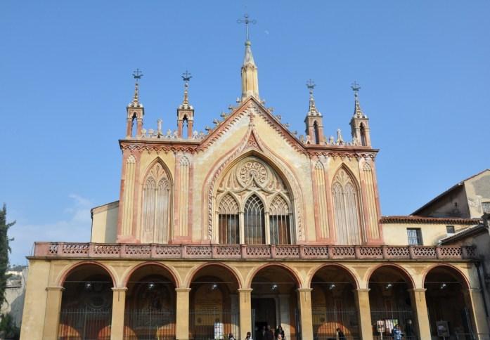 Visiter Nice en un week-end - le monastère de Cimiez