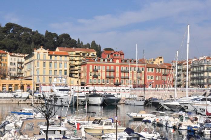 Visiter Nice en un week-end : le port