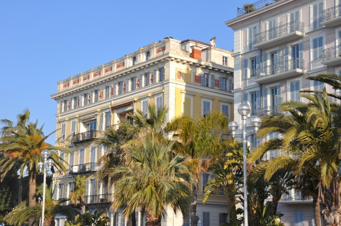 Visiter Nice en un week-end : promenade des Anglais