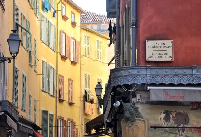 Visiter Nice en un week-end : le vieux Nice